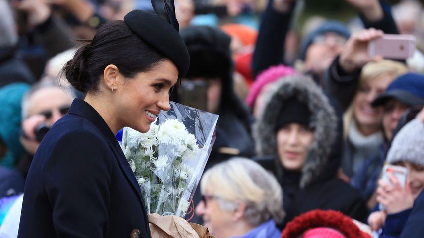 Herzogin Meghan im Dezember 2018 in Sandringham