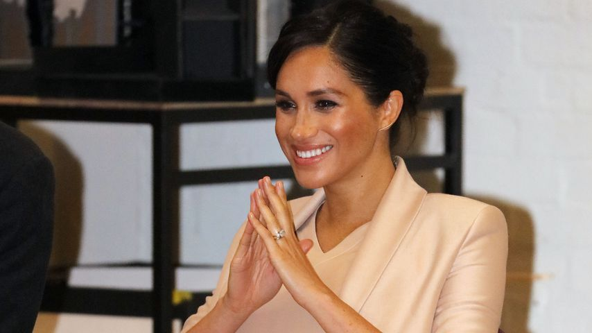"""""""Suits""""-Freundin verrät: Wie wird Herzogin Meghan als Mama?"""