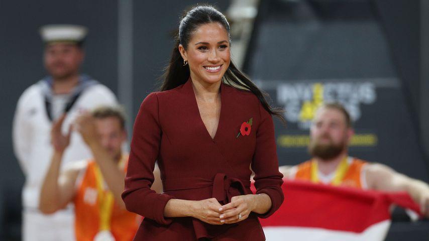 Herzogin Meghan in Sydney, Oktober 2018