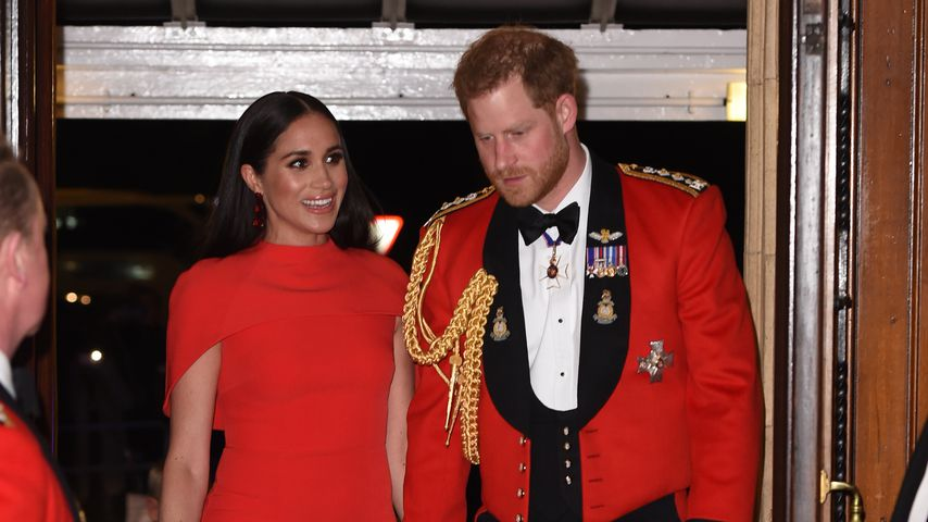 Meghan fühlte sich von Royals nicht geschützt