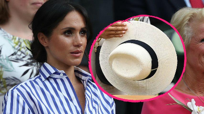Auch als Royal: Dieses Accessoire trägt Meghan schon Jahre