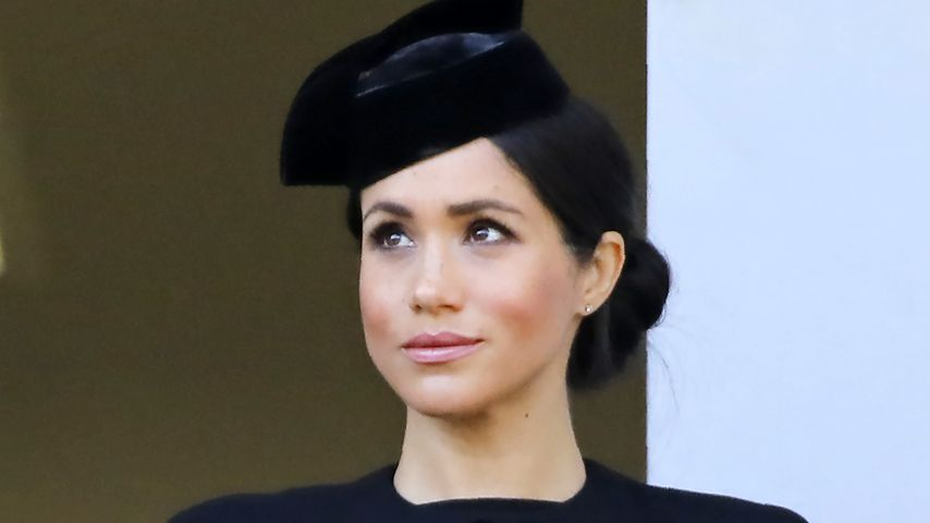 Herzogin Meghan im November 2018