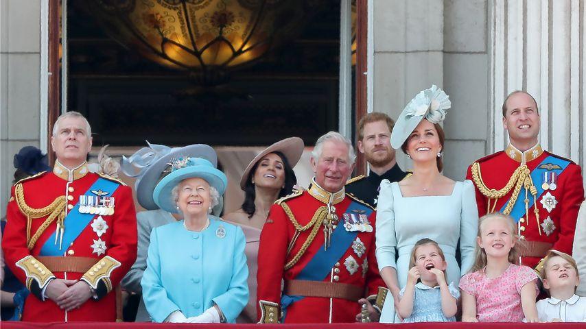 So gar nicht royal: Die lustigen Kosenamen der Queen & Co.