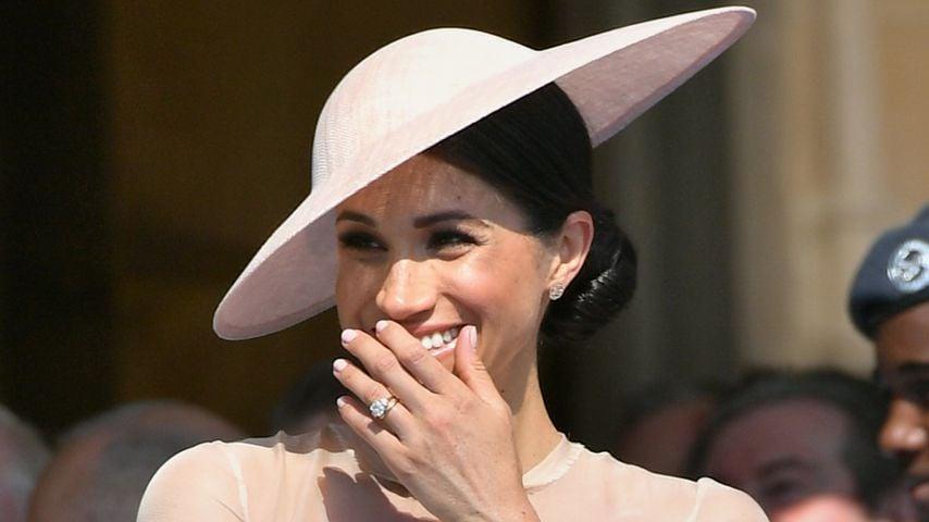Herzogin Meghan bei der Geburtstagsfeier von Prinz Charles