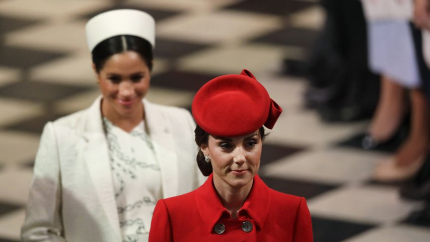 Vor ihrem Royal-Leben: Meghan bloggte über Herzogin Kate
