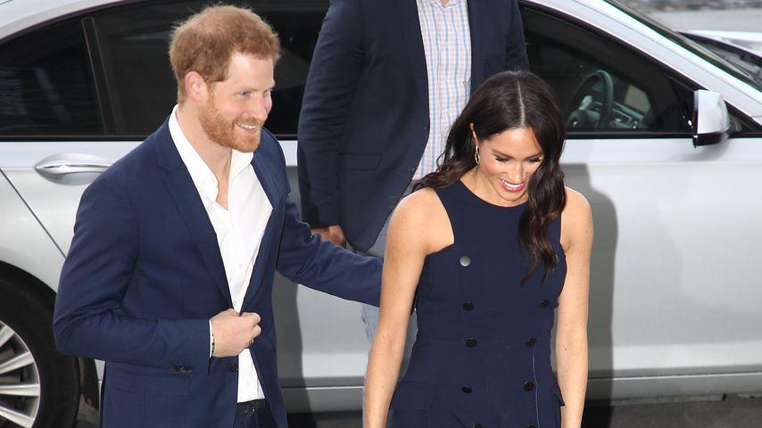 Untersagt Herzogin Meghan Harry Kontakt zu alten Freunden?