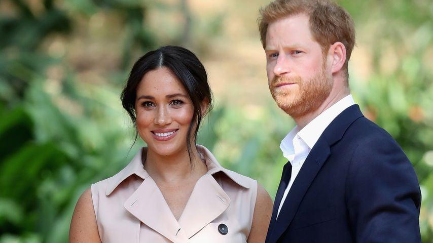 Ab Mitte November: Meghan und Harry planen royale Auszeit!