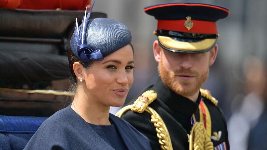 Royal sicher: Meghan und Harrys Ehe hält nur drei Jahre