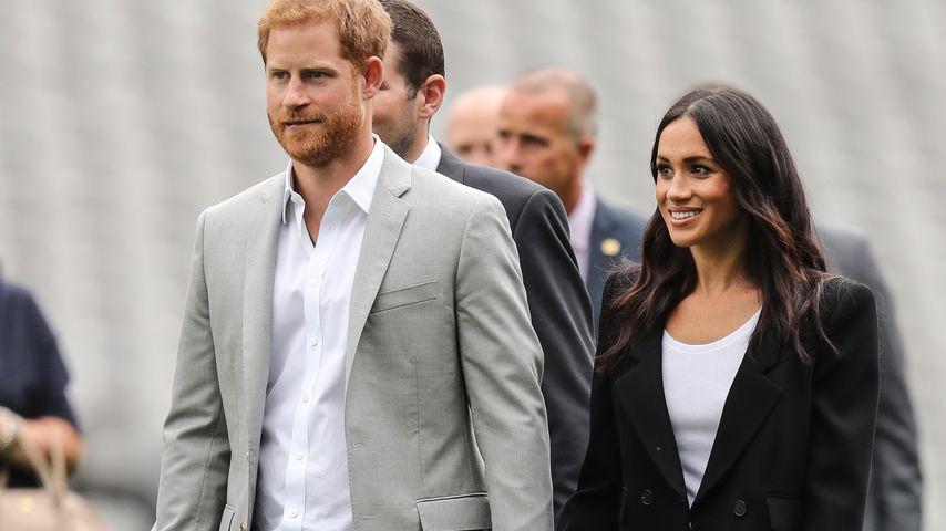 Auf Staatsbesuch: Sie begleiten Harry & Meghan nach Irland!