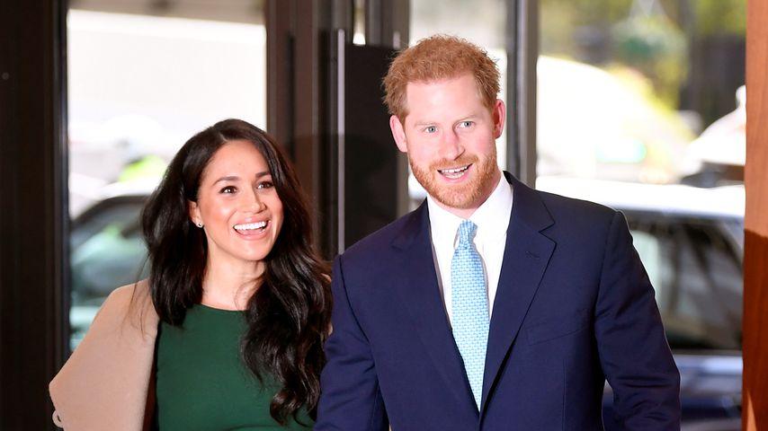 Herzogin Meghan und Prinz Harry bei den WellChild Awards in London