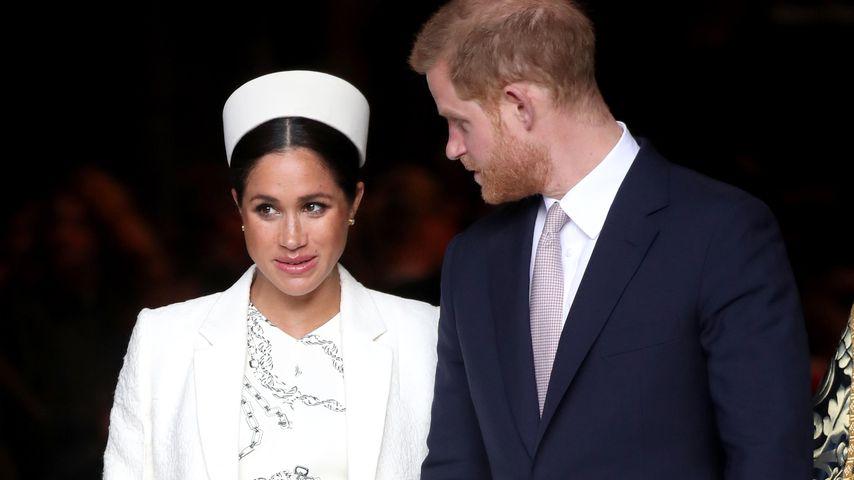 Hohe Ideale: Bremst Royal-Familie Herzogin Meghan etwa aus?
