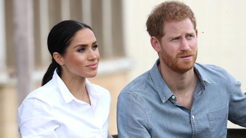 Meghan & Harry: Kein alleiniges Sorgerecht für ihr Baby!