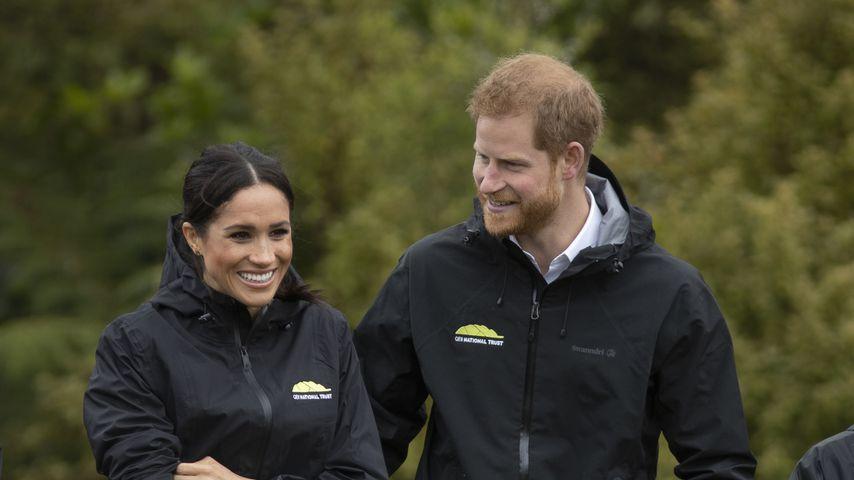 Meghan & Harry verschickten Danksagungen an Royal-Fans