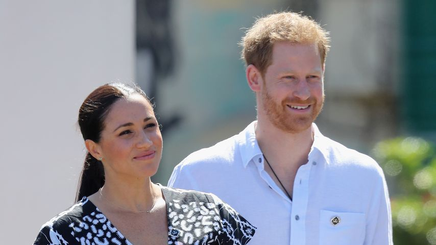 Herzogin Meghan und Prinz Harry bei ihrer Südafrika-Tour
