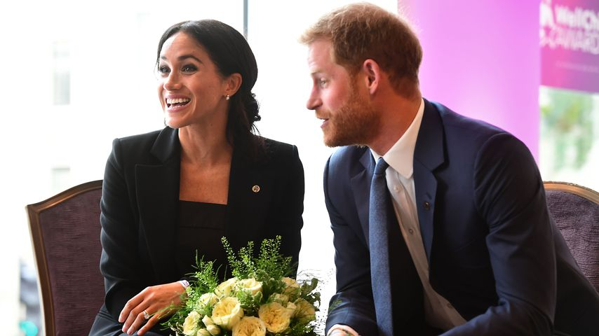 Herzogin Meghan und Prinz Harry bei den WellChild Awards