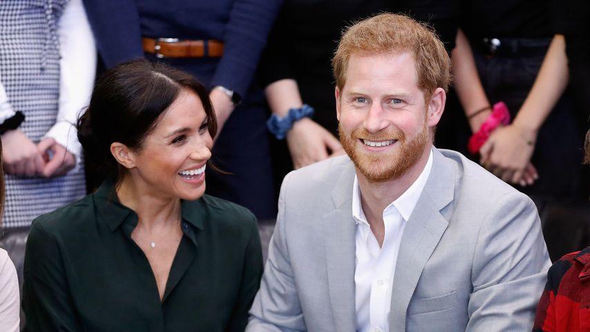 Palast bestätigt: Meghan und Harry erwarten ein Baby!