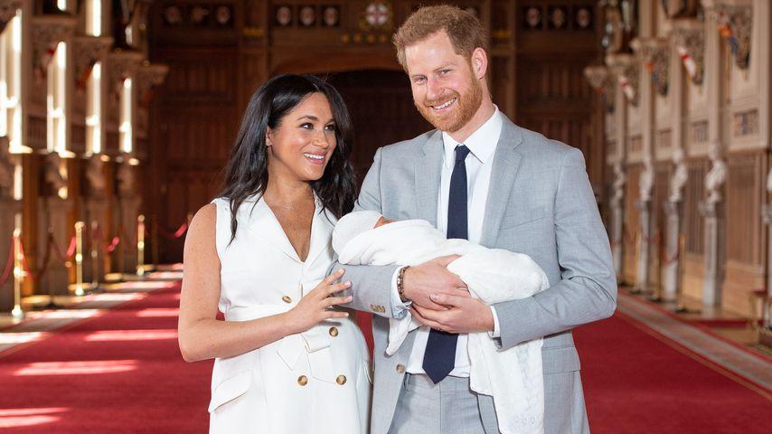 Wählte Herzogin Meghan deshalb Archies Zweitnamen Harrison?