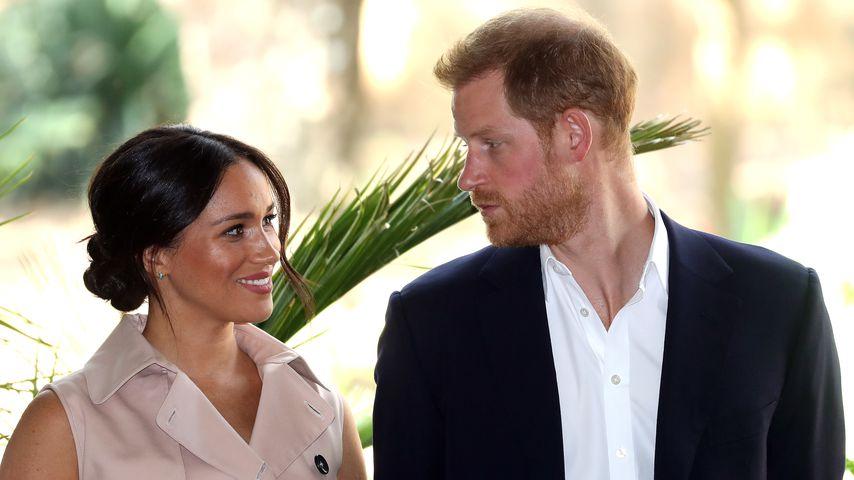 Hier verrät Herzogin Meghan ihren Spitznamen für Prinz Harry