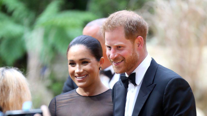 Herzogin Meghan und ihr Mann Prinz Harry, Juli 2019