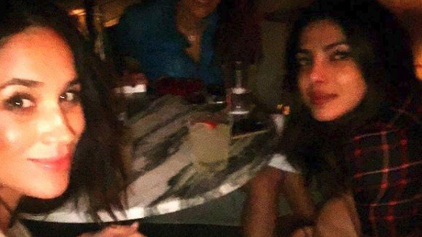 Herzogin Meghan und Priyanka Chopra