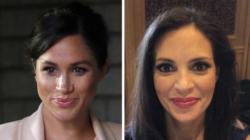 Dank Beauty-OPs: Diese Frau will Meghans Double werden!