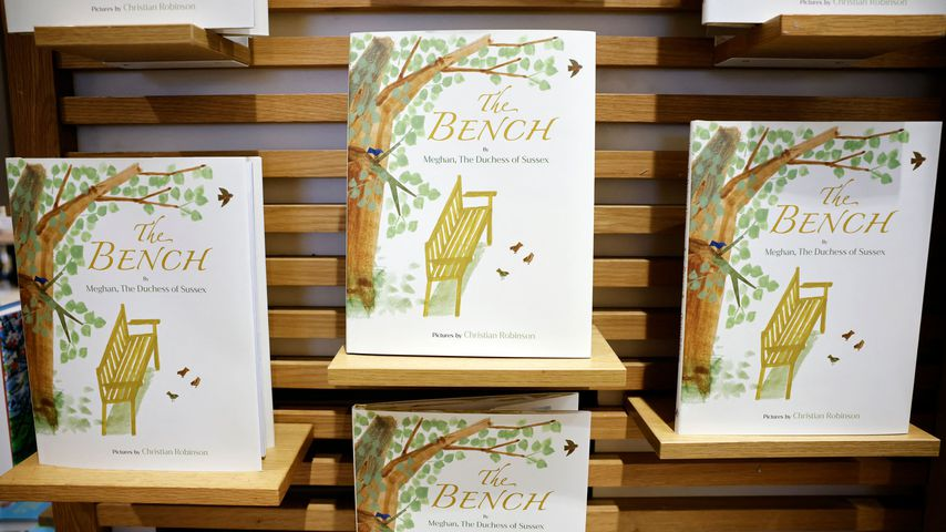 "Herzogin Meghans Kinderbuch ""The Bench"""