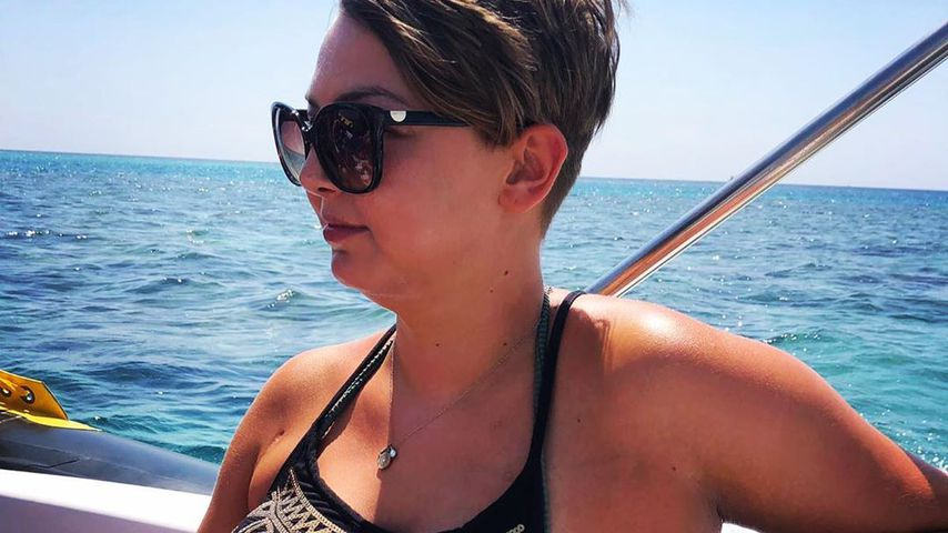 """Hier & Jetzt""-Protagonistin Leona in Ägypten"