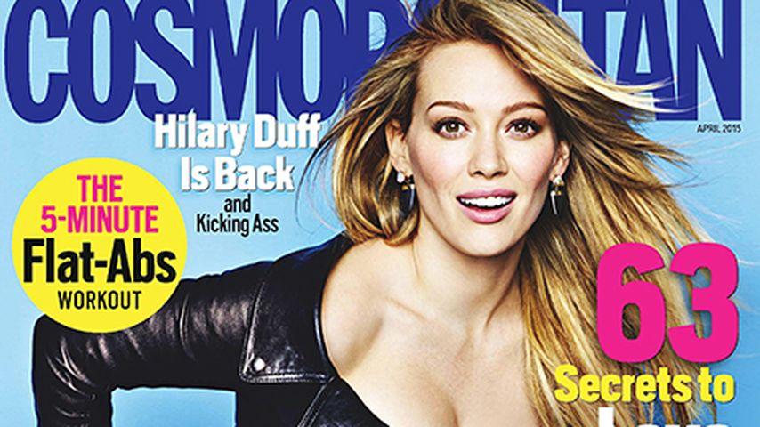 Bad Girl? Hilary Duff über's 1. Mal & Sex-Freunde!
