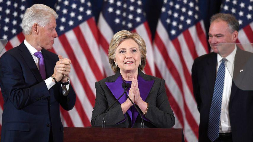 Unglaublich: Clinton könnte doch noch Präsidentin werden!