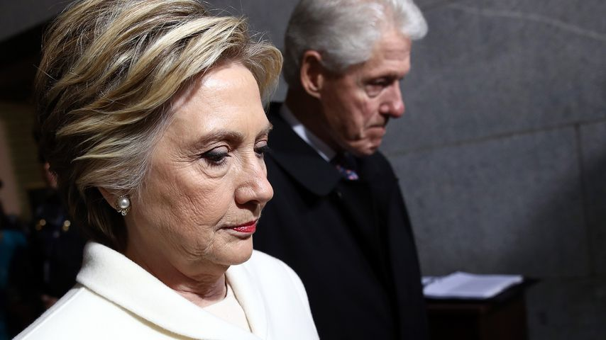 Großer Feuerwehr-Einsatz: Gebäude der Clintons hat gebrannt!