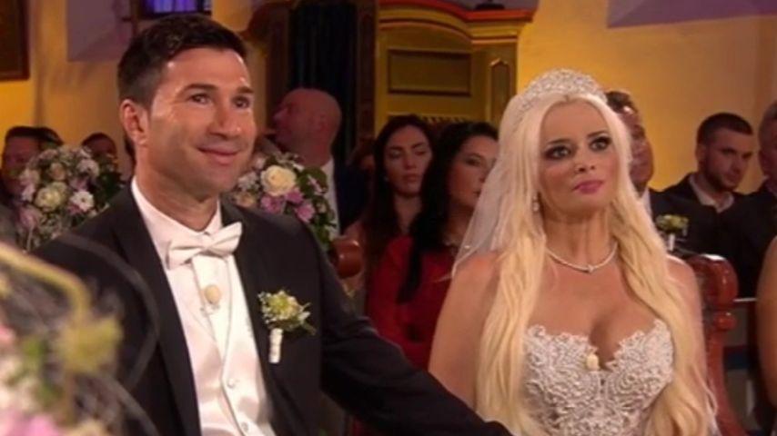 "Verheiratet! Dani Katzenberger & Lucas haben ""Ja"" gesagt"