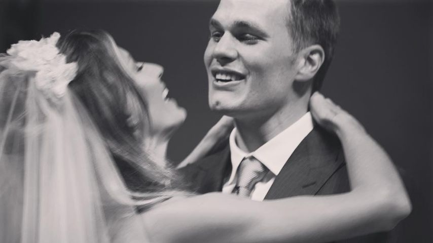 Gisele Bündchen & Tom Brady: Süße Worte zum 8. Hochzeitstag!