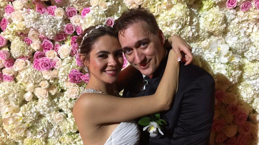 Ein Jahr nach Horror-Sturz: DJ Paul van Dyk hat geheiratet!