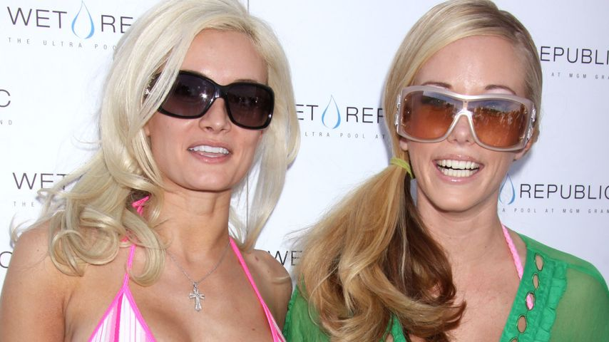 Bunny-Beef! Das hält Holly Madison von Kendra Wilkinson