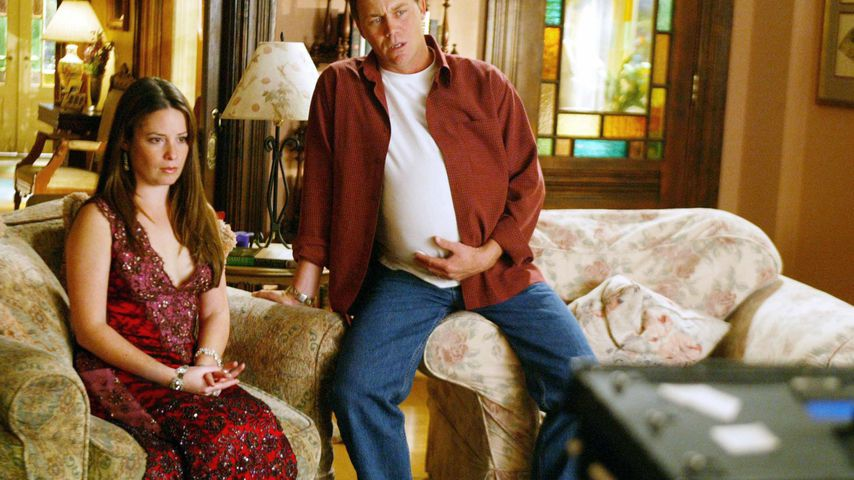 """Holly Marie Combs und Brian Krause in """"Charmed"""""""