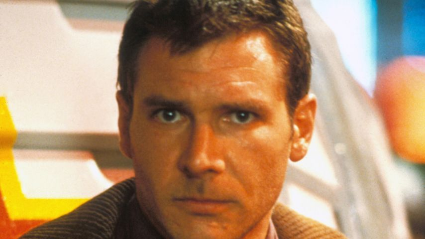 """Harrison Ford in """"Blade Runner"""""""