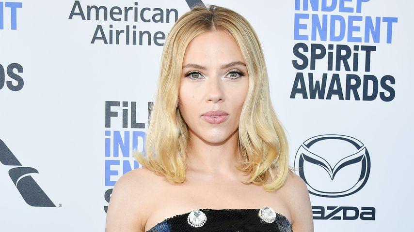 Scarlett Johansson spricht über Hollywoods Schlankheitswahn
