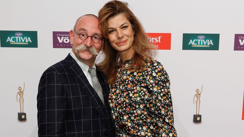 Horst Lichter mit seiner Frau Nada