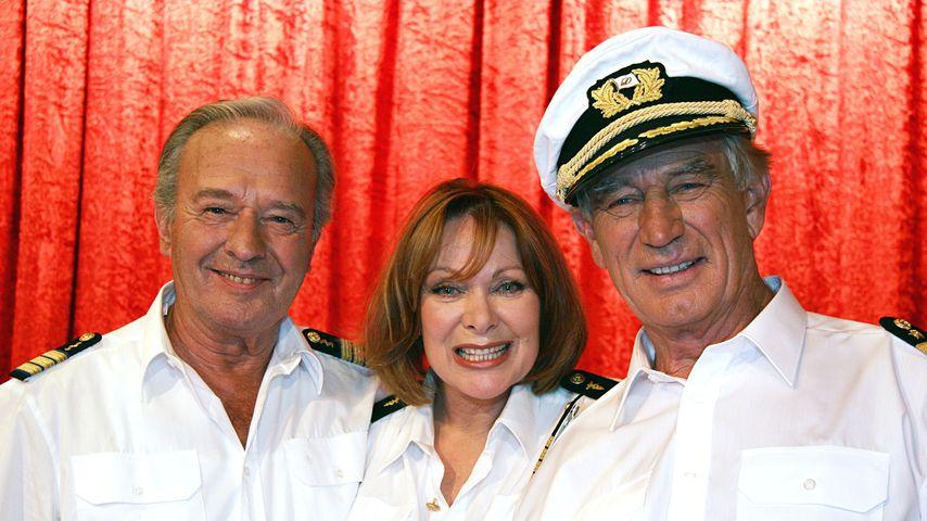 Horst Naumann, Heide Keller und Siegfried Rauch