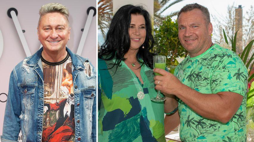 """Ziehen Iris und Peter Klein ins """"Sommerhaus der Stars""""?"""
