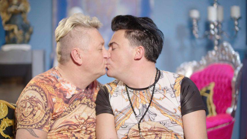 Mann & Mann: Hubert und Matthias Fella haben geheiratet!