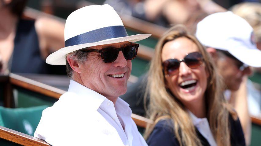 Frisch verheiratet: So geht es Hugh Grant als Neu-Ehemann!