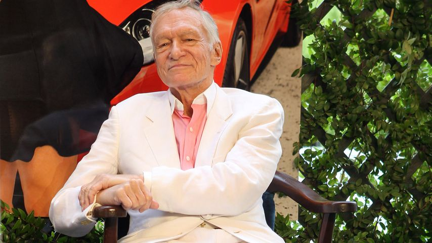 Trotz Verkauf: Hugh Hefner will in Playboy-Villa bleiben!