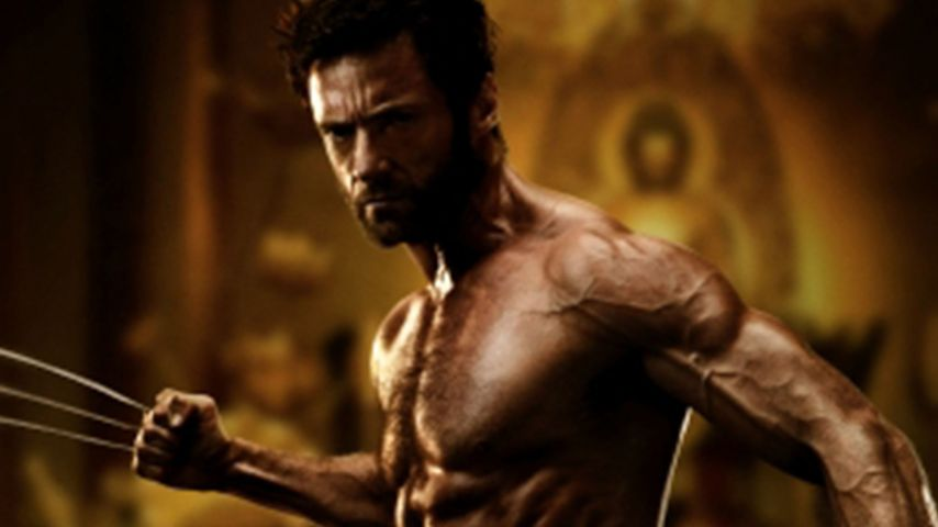 Heiß! Hugh Jackman gibt den Wolverine im Ehebett