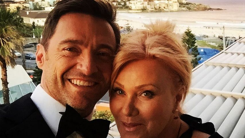 Hugh Jackman und Deborra-Lee Furness