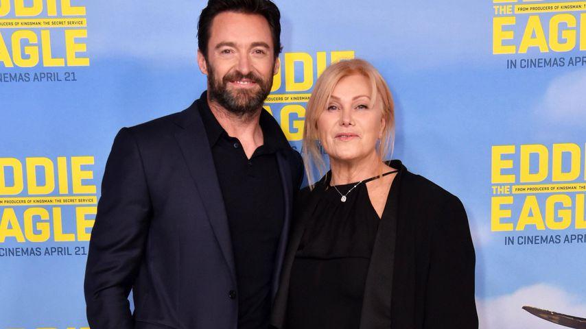 Hugh Jackman: So verliebte er sich in seine Frau Deborra