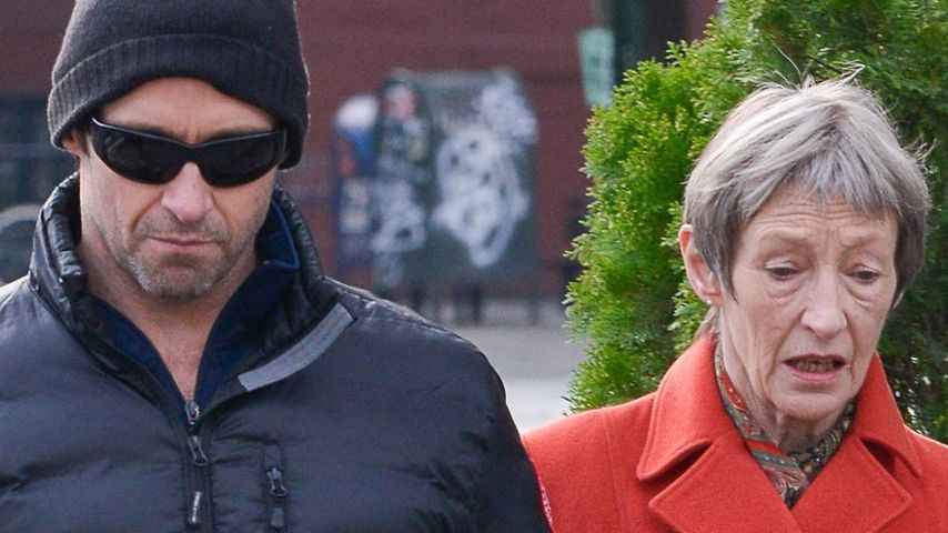 Hugh Jackman: Familien-Reunion mit seiner Mutter