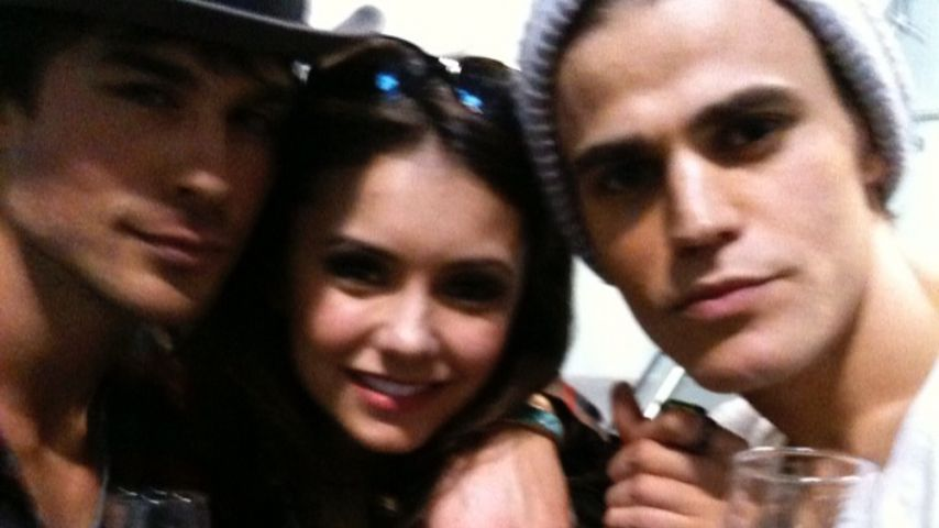 """Ciao """"Vampire Diaries""""! So verabschieden sich die Stars"""