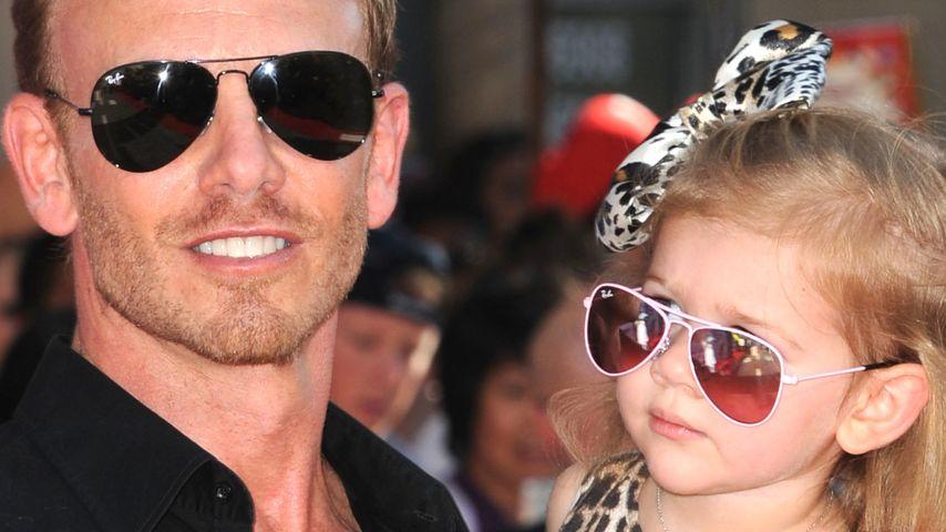 Super-Daddy Ian Ziering: Für die Kids tut er alles