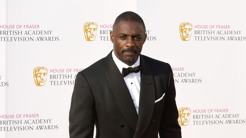 Idris Elba bei den British Academy Television Awards in London